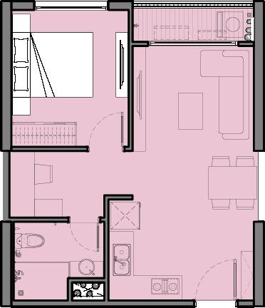 Căn hộ CH18 – Tòa C2